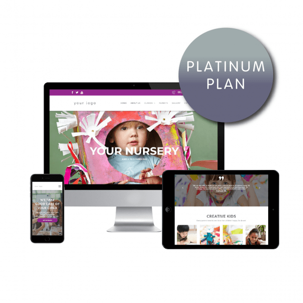 Platinum Website Plan