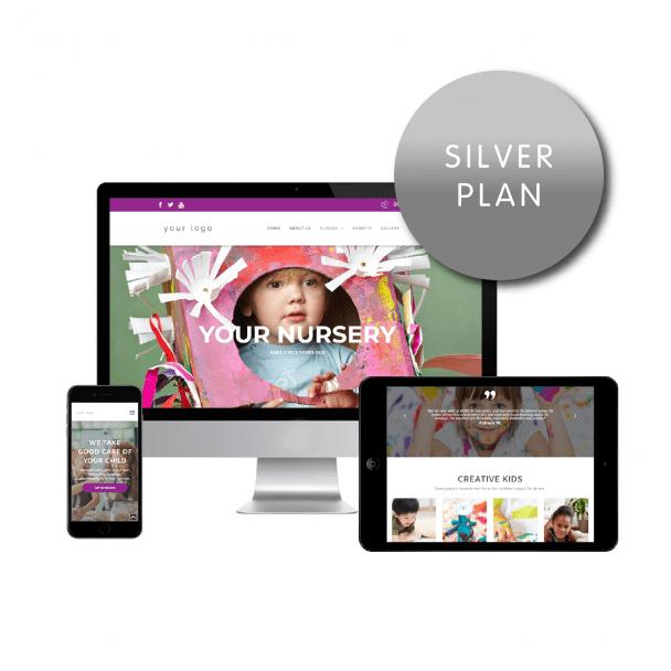 Silver Website Plan