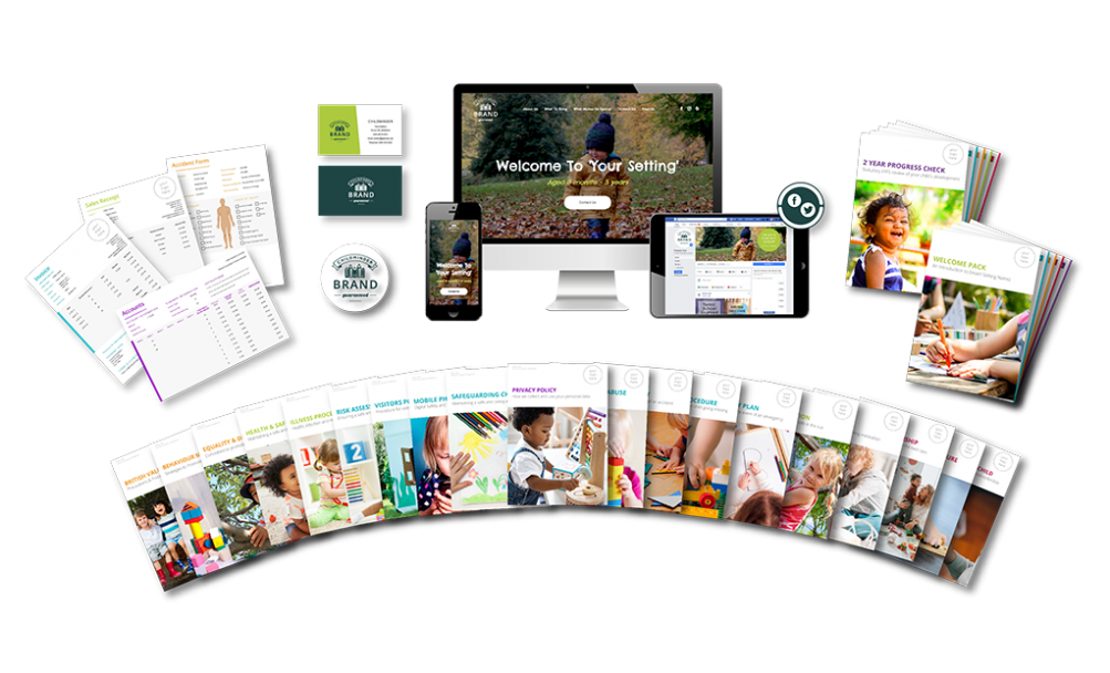 Childminder Marketing Start-Up Pack